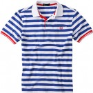 Fred Perry Contrast Cuff Striped Shirt