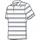Nike Rally Sphere Stripe Polo Herren
