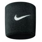 Nike Swoosh Wristbands 2er Pack-unisex-schwarz