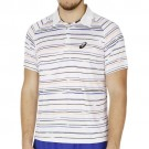 Asics Polo Club Graphic Shortsleeve Polo Herren