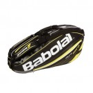 Babolat Schlägertasche Pure Aero Holder X6 - schwarz/gelb