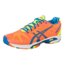 Asics Gel-Solution Speed 2 Clay Herren neongelb