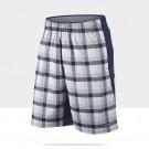 Nike 10'' (25cm) Plaid Woven Short