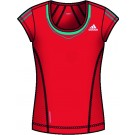 adidas Girls adipower barricade Capsleeve